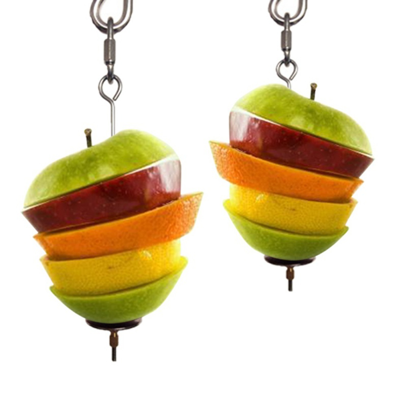 Video presentazione Spiedino frutta Pappagalli BeakBoss